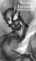 Fire Freak by kaprou