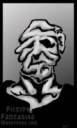 Melting Man by kaprou