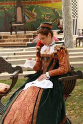 Lady Bridget by Lady-Lovelace
