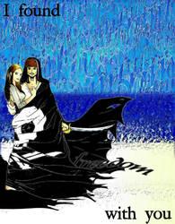 Jack Sparrow Elizabeth Swann by enn-enn