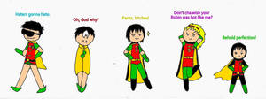 Robin Style! by KiokoYamamoto