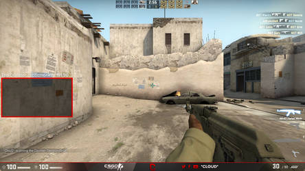 Twitch  Overlay by C1ouD-4TB