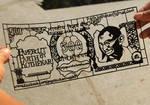 Papercut art - Indian 500 rupees note by ParthKothekar