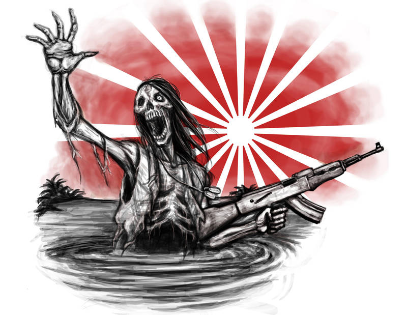 zombie tattoo designmaniacsoul on deviantart