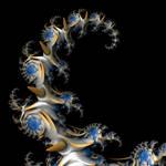 Fake 3D Mandelbrot Set by trafassel