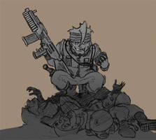 Metal Slug by AlexPav