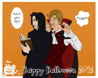 Halloween 2012 by Adrollity