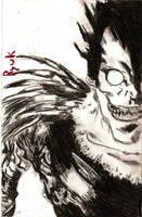 Ryuk by prisonedheart3455