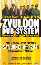 Zvuloon Dub System Poster by louif79