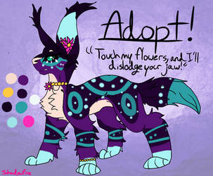 Disfigured Lullaby - Caracal ADOPT OTA (CLOSED) by SShadowFire