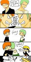 OP Bleach Naruto - wtf? by Sanogirl