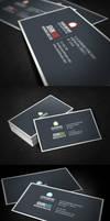 Stylish Business Card by glenngoh