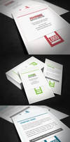 New Age Business Card by glenngoh