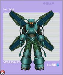 Pokedex Project: Venusaur by ember-reed