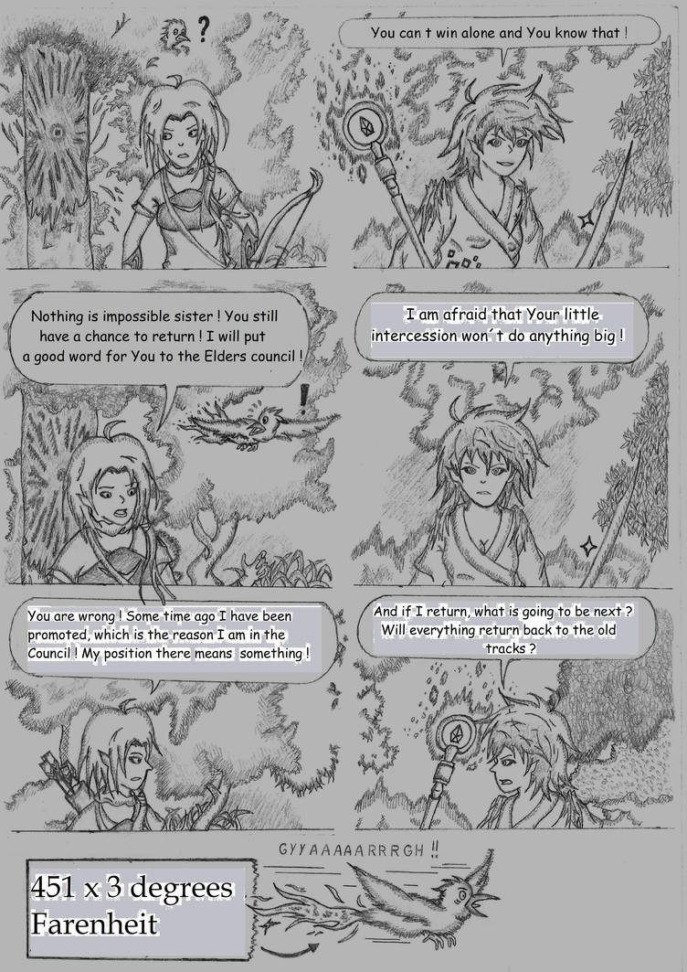 Fantasy project - page 2 by RedJohn90