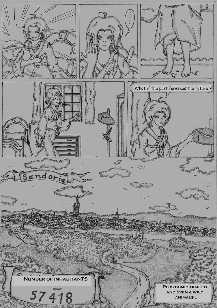 Fantasy project - page 4 by RedJohn90