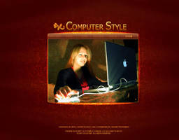 COMPUTER STYLE by Azrade