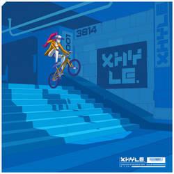 Xhyle Bmx by utria