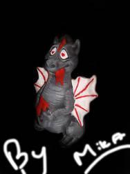 Dragon by MongoLikesCandy