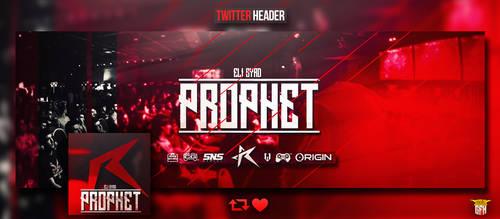 Rebrand for Prophet (twitter) by dczelda