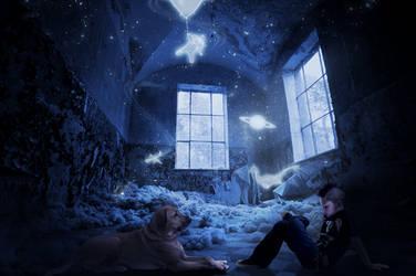 Departure (Dragging My Heels) by Cosmic-Cherry-Tree