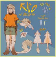RICO REFERENCE 2018 by RICODAVEY