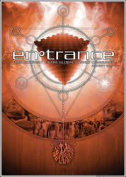 EN'TRANCE magazine cover by edit-dsn