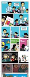 Animar a un artista es gratis... by SuzumeFujida