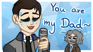 You are my Dad [animation] by iLubie