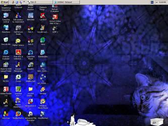 My Desktop by wishkres