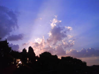 Sky - Santo Andre III by mhorsi