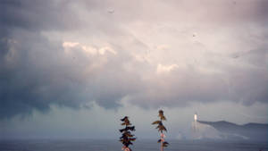 Life Is Strange: Arcadia's Lighthouse by jvbuenconcejo