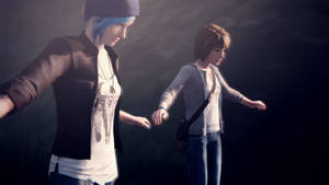Life Is Strange: Chloe and Max by jvbuenconcejo