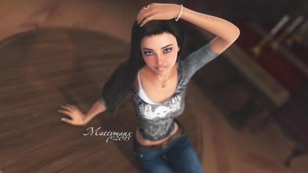 Elly 04 by mattymanx