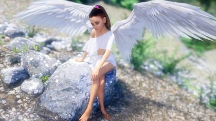 Angelic Beauty 7 by mattymanx