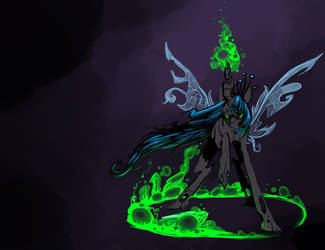 Chrysalis by selonian