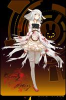BJBB Halloween: Bloody Mary by xCookieTan