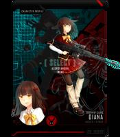 BJBB: Diana [ Clubs ] by xCookieTan