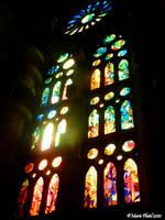 Sagrada Familia II by marytchoo