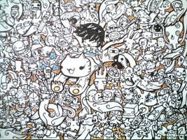 Doodle Orange Range :3 by ShadowVAN