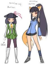 Bo and Robin Color Concept by Numa430