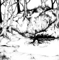 Jenny Greenteeth by Firaphrin