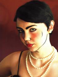 Self Portrait by Firaphrin