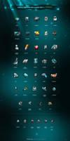 Portal Random Dock Icons part1 by antialiasfactory