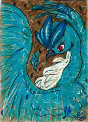 Articuno used glamorous! by goatsarecute