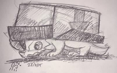 Box time! by goatsarecute