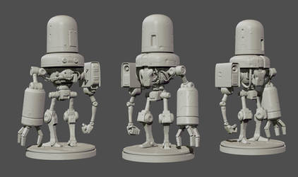 DanBot Sculpt by shinypants