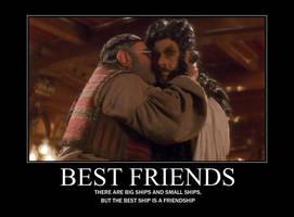 Best Friends by TaranJHook