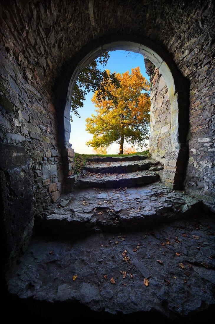Der Herbst tritt ein by RitterRunkel
