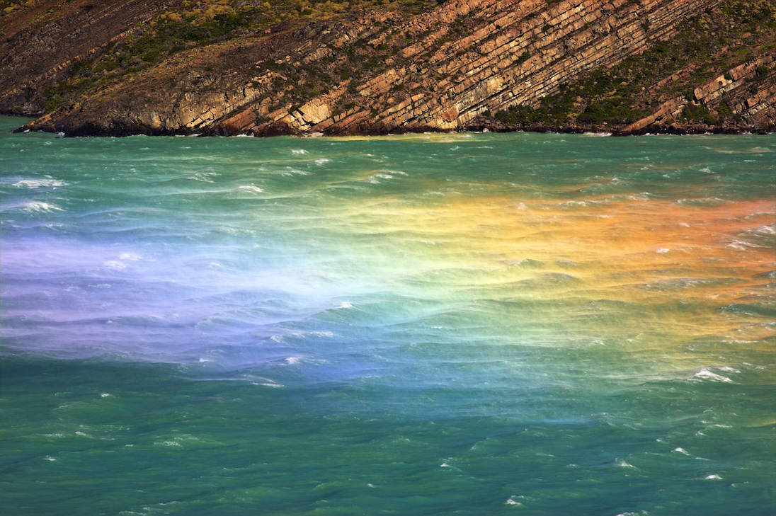 Rainbow Carpet by RitterRunkel